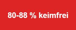 Ultralight AG 80-88% keimfrei