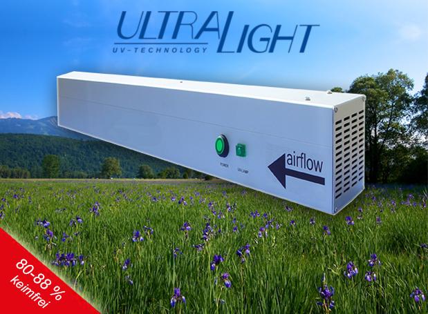 Ultralight AG Luftentkeimung