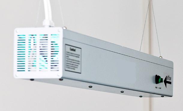 UV-C Desinfektion für Zahnarztpraxen