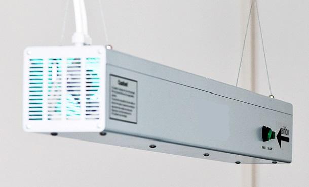 UV-C Desinfektion für Arztpraxen