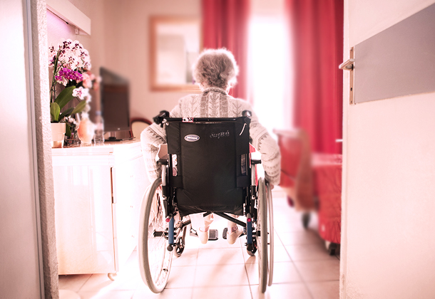 UV-C Desinfektion für Pflegeheime
