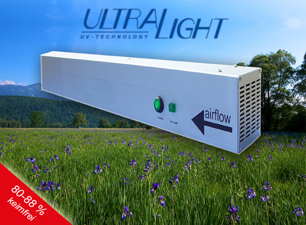 Ultralight AG Lufteintkeimung