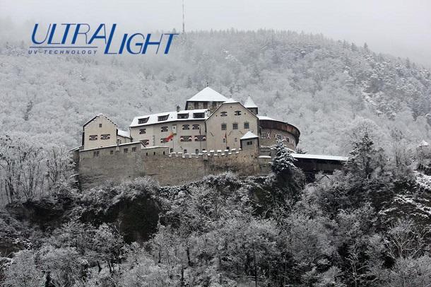 Château Vaduz/Liechtenstein